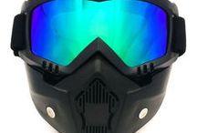 Motorcycle Helmet Riding Goggles