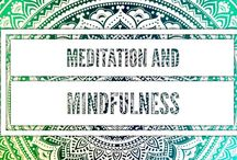 Meditation and Mindfulness / Some blogs and tips on meditation and Mindfulness