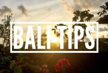 Bali Tips / Tips for visiting Bali, Indonesia! Things to do in bali, where to stay in bali, bars and restaurants in bali :D