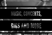 Concert & Gig Reviews / Links to concerts, gigs and music reviews!