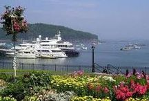 Mostly Bar Harbor-----ALL Maine / My family vacations in Bar Harbor every August----just love it there. / by Linda Smith