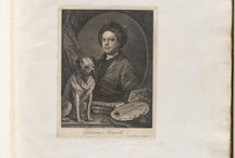 Hogarth / The Lewis Walpole Library holds a superb collection of works by and after William Hogarth.