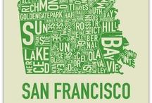 ⋆ SAN FRANCISCO ⋆ / San Francisco, California