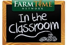 {Teach Ag} FarmTime Classroom Readers / Educational Material and resource for teaching Agriculture to first - fourth graders. Elementary education classroom ideas. Elementary lesson plans. http://farmtimeclassroom.com/