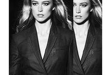 Model : Raquel Zimmermann