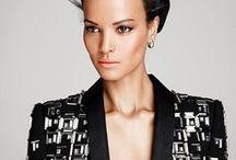 Model : Liya Kebede