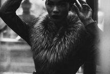 Model : Chanel Iman