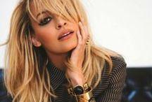 ♦ Style Icon : Nicole Richie