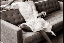 ♦ Style Icon : Zoe Saldana