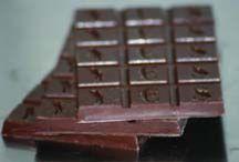 Chocolate Chocolate Chocolate /  Cacao (the chocolate bean)