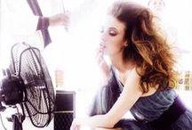 Model : Mona Johannesson