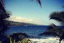 ⋆ HAWAI'I ⋆ / Let's go to Hawaii! #Hawaii #Kauai #Oahu #Molokai #Lanai #Maui #HawaiiIsland | http://www.far-west-coast.com/2015/10/farwestcoast-hawaii-2015-le-programme-the-program-usa.html