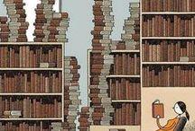 My Books = My Life / okuduklarım-okumak için aldıklarım-kütüphanem