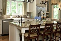 HOME - Kitchen ideas / by Betsy Gutierrez