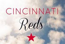 And this one belongs to the Reds! / Cincinnati Reds / by Betsy Gutierrez