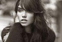 Model : Grace Hartzel /