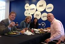 Life at Verisign / Get a glimpse into the culture of Verisign around the world.We work hard and play hard!