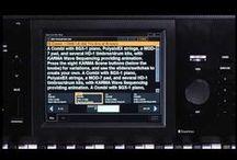 Synthesizer - Korg Kronos