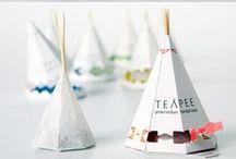 Tea Packaging & Designs