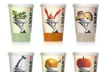 Hot Snack Packaging Design