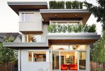 - Modern architecture