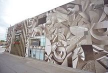 Krakow STREET ART / Street art is all around. Find it in Krakow.
