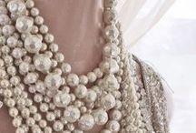 Pearls / Indulge in the world of the always classic: Pearls.