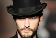 Unique Mens Headwear / Cool, stylish and unique Men's hats and other headwear from around the globe!!!