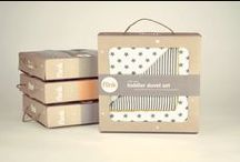 Bedding Packaging / Beautiful bedding in a box!