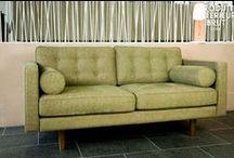 La séduction verte / Intégrer des meubles de couleur dans son intérieur est difficile? Pas du tout! Laissez vous séduire de ces meubles vertes qui vont donner une ambiance particulière à votre intérieur.