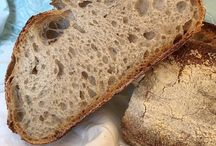 Ricette di pane con pasta madre / Raduniamo qui i nostri pani con pasta madre . Una ricetta al giorno ad utente