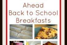 Back to School Ideas / by Barb Camp -Second Chance to Dream