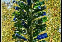 Upcycled Bottles / by Suzanne Gillespie