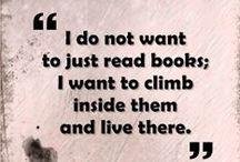 Books! Books! Books! / by Christina Hickey