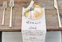 wedding table tops.