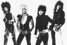 Vintage Mötley Crüe / by Darren Starr