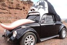 "One of a kind rides! / Unique and unusual cars and other transport that make you go ""hmmmm...."" / by Yahoo Autos"