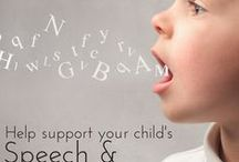 """Speech Therapy Tips / """"To effectively communicate, we must realize that we are all different in the way we perceive the world and use this understanding as a guide to our communication with others.""""~Tony Robbins / by Lisa Geng"""