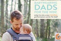 Babywearing Dads! / by Ergobaby