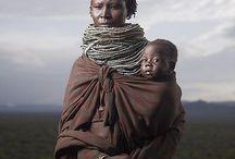 Baby Wearing Around the World