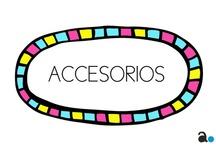 accesorios / accesories / accesorios handmade
