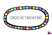 crochet & kniting