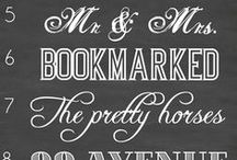 Fonts and Printables / by Casi Howard