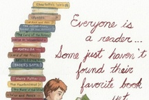 Books and reading / by Beverly Whittall