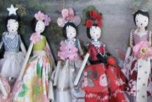 Doll / by Mindy Whipple