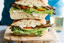 sandwiches / simple sandwiches, artisan inspired ideas, delicious & filling recipes