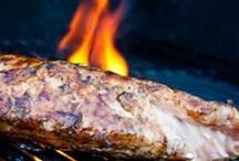 Grilling Season / Recipes that are delicious on the grill.  Perfect for the family as well as entertaining!  Enjoy!! / by Shelley Miller