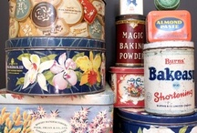 Tins for the Collection