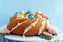 easter / easter recipes for your gatherings with friends and family