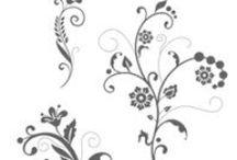 SU Flowering Flourishes